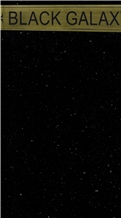 Black Galaxy Granite Tiles Slabs, Tiles