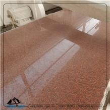 Fersan Red Granite Slab