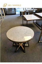 Hot Sale Table Make with Marble