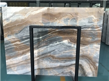 Palissandro Marble Own Quarry Marmol Polished Tile