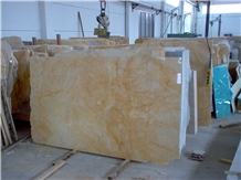 Helicon Gold Marble Polished Slabs