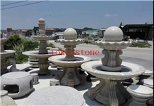Natural Marble/Granite Stone Fountain
