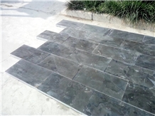 Bluestone Honed Surface for Outdoor Floor Paving