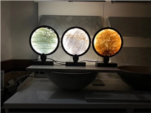 Marble Lampshade Hand Works Gift Ideas