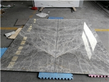 Nordic Grey Marble Thin Panles, Total 8mm Thick