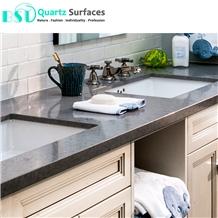 White-Based and Grey-Based Quartz Countertop