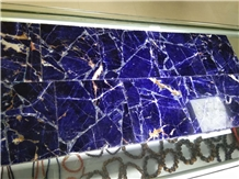 Translucent Blue Sodalite Small Slab