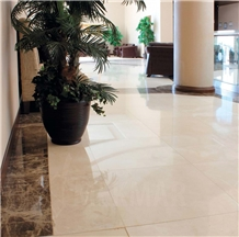 Blanco Ivory Marble Tiles