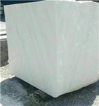 Azna White Marble Blocks