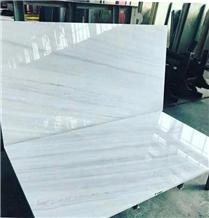Azna White Marble Tiles