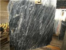 Wavy Black Marble B,Locks