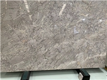 Versace Grey Marble Slabs & Tiles