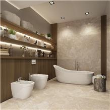 Simple Active Grey Marble Bathroom Ideas