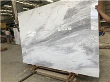 Elba Blue Marble Polished Slab for Indoor Decorate