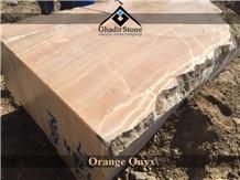 Orange Onyx Blocks