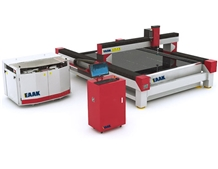 Eaak Cnc Waterjet Stone Cutter for Granite Marble