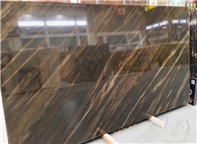 Nuevo Marron Granite Slabs Wall & Floor Tiles