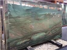 Verde Gaya Natural Green Quartzite Slabs Tiles