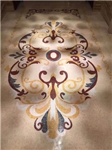 High Quality Waterjet Stone Waterjet Mosaic