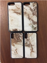 Super Thin Real Marble Cell Phone Case