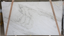 Santorini White Quartzite Slabs Tiles