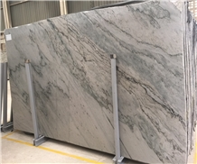Sea Pearl White Quartzite Slabs & Tiles