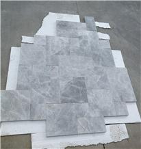 Blue Savoy Marble Pattern Set