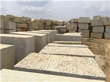 Bahama Ivory Granite Blocks