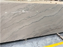 Grey Quartzite Slabs