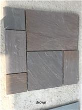Kandla Grey Natural Finish Sandstone