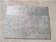 Matrix Silver Slate Tiles