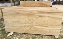 Teakwood Sandstone Slabs