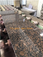 Baltic Brown Granite Stone Tiles Slabs Covering