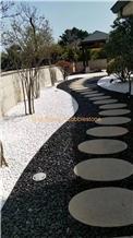 Cobblestone Stone Landscaping Pebble Gravel Garden