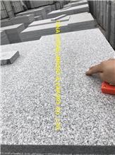 G603 Granite Polished Flamed Slabs Tiles Floor