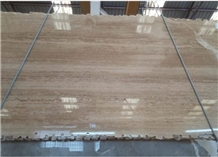Classic Travertine Slabs, Travertino Classico Tiles