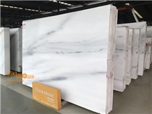 Misty White Marble Blocks & Slabs & Cut to Size