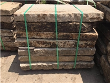 Antique Granite Stone Paving , Pation Paving