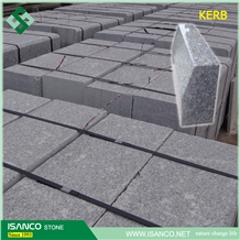 G383 Granite Kerb Stone for Project