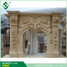 Hot Sale Marble Firplace