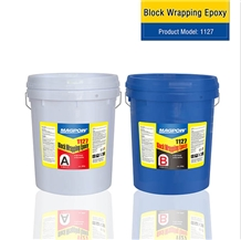 Block Reinforcement Wrapping Epoxy