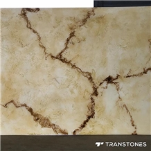 Translucent Alabaster Onyx Stone Tiles for Wall