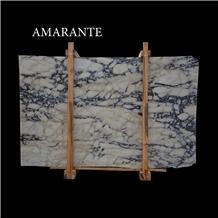 Afyon Menekse Marble Slabs, Violet Marble Slabs