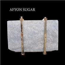 Afyon Sugar Marble Slabs