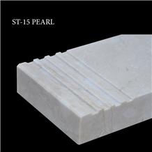Beige Marble Stair