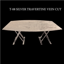 New Design Travertine Table