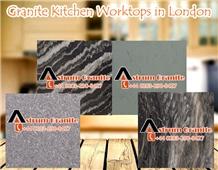 Make Look in Entire Kitchen with Granite Worktops