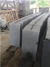 Zhangpu Lava Stone Gray Basalt Flooring Tiles