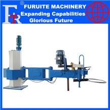 Rotary Grinding Machine Business Stone Polishing