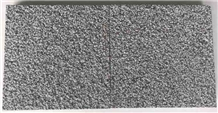 New G684 Basalt, Black Basalt Bushhammered